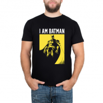 Футболка Superman I am Batman -